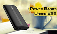 Best Power Banks Under $25