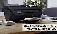 Best Wireless Photo Printer Under $100