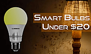 Best Smart Bulbs Under $20