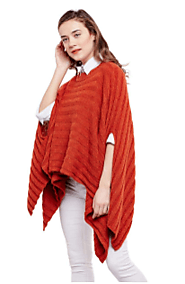 Poncho Sweater – Sport the Fad this Season