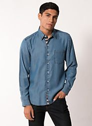 Here's How to Style the Denim Shirt