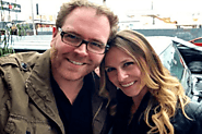 Josh Gates and Hallie Gnatovich Net Worth | Car, Salary, Shows and Son