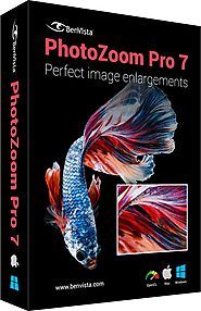 Benvista PhotoZoom Pro 7.1 Full Keygen + Portable is Here!
