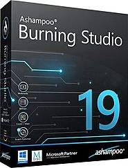 Ashampoo Burning Studio 19.0.1.6 Crack & Portable is Here!