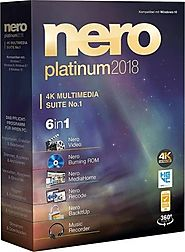 Nero Platinum 2018 Suite 19.0.10200 Full Crack is Here!