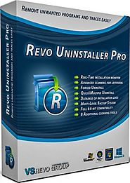 Revo Uninstaller Pro 3.2.1 Full Crack & Portable {2018} is Here!