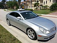 Classic : Luxury : 2006 Mercedes CLS500 for Sale in Florida