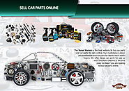 Sell Car Parts Website : Classic : Vintage Car Parts for Sale