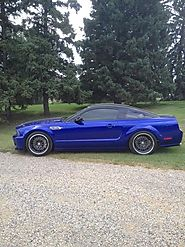2005 Ford Mustang VANQUISH'D Street Show Car : The Motor Masters
