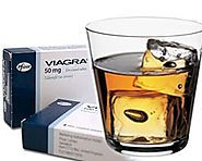 Viagra and Alcohol - Pharmica