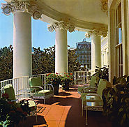 Truman Balcony - White House Museum