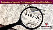 Why Times of India is so effective for publishing Recruitment Ads