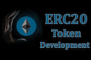 Best ERC20 Token Development Services in India