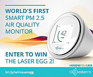 Evaluate the Effects of Ambient Air Pollution with Smart Air Quality Monitor