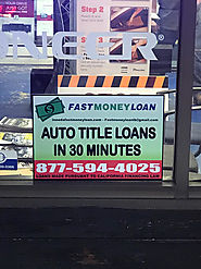 Title Loans | Auto Title Loans in Signal Hill CA – Fast Money Loan