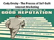 Cody Emsky - The Process of Self-Built Internet Marketing