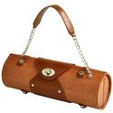 Wine Carrier that Looks Like a Clutch!