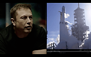 Here's a video of Elon Musk watching the Falcon Heavy take off | TechCrunch
