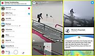 Snapchat Will Live-Stream Winter Olympics Content in New Agreement with NBC | Social Media Today