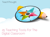 25 Teaching Tools For The Digital Classroom