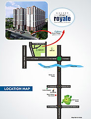 Galaxy Royale Noida Extension Location Address- Gaur City 2