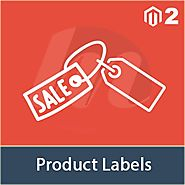 Magento 2 Product Labels Extension | MageSales