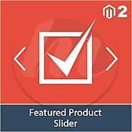 Magento 2 Featured Product Slider | MageSales