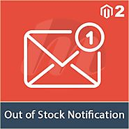 Magento 2 Out of Stock Notification | Magento 2 Product Stock Alerts Extension