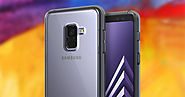 Best Samsung Galaxy A8 2018 Clear Cases