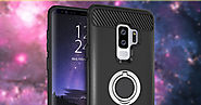 Best Samsung Galaxy S9 Plus Ring Kickstand Cases