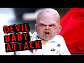 "Will This ""Devil Baby"" Video Scare You Into Watching ""Devil's Due"" In Theaters?"
