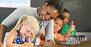 Why Winchester Homes Builds Near Great Schools - Winchester Homes