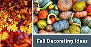 6 Decorating Tips to Follow This Fall - Winchester Homes