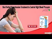 Best Herbal Hypertension Treatment to Control High Blood Pressure