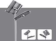 The Characteristics of All in a Street LED Solar Light