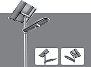 China Solar Street Lights and Integrated Solar Street Lights for Lighting All the Time