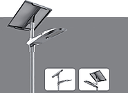 Integrated Solar Street Lights — Energy Efficient and Eco-Friendly Lighting Solutions