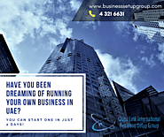 Business Setup In Dubai | Company Formation In UAE