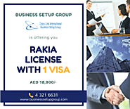 Business Setup In Dubai | Company Formation UAE