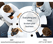 Business setup process in Dubai