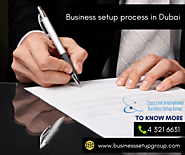 Business setup process in Dubai | Company Registration UAE