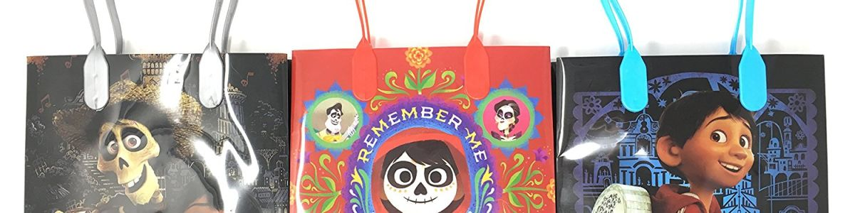 Headline for Top 10 Best Disney Pixar Coco Birthday Party Supplies