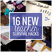 16 New Teacher Survival Hacks and Life-Savers - Teach Junkie