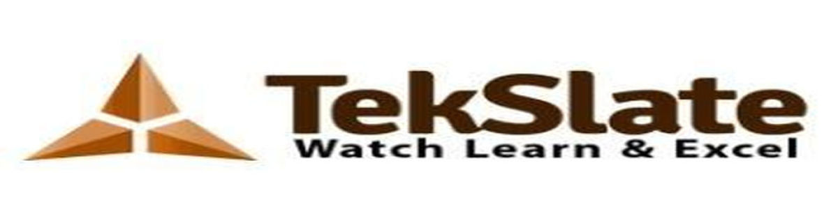 Headline for Tekslate Online Trainings