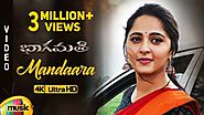 Mandaara Full Video Song 4K | Bhaagamathie Movie | Anushka | Shreya Ghoshal | Thaman S | 2018 Songs