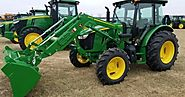 For Efficacy at Work Buy John Deere Utility Vehicle Online