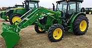 Procure the best John Deere Compact Utility Tractors now!