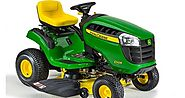 John Deere Lawn Mower Tractors- One Solution to All the Construction Problems