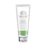 MITVANA Face Wash with Aloe Vera & Chamomile (100ml) - Mitvana Stores