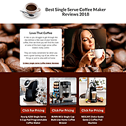Best Single Serve Coffee Maker Reviews 2018